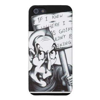 If I Knew Where I was Going iPhone 5 Cases