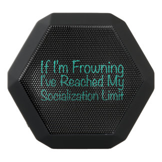 If I'm Frowning…in DuckBlue Black Boombot Rex Bluetooth Speaker