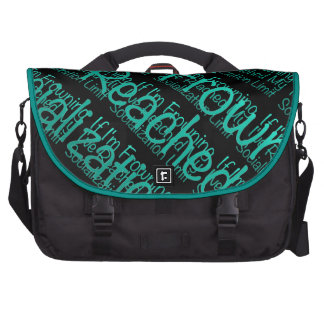 If I'm Frowning…in DuckBlue Laptop Messenger Bag