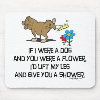 If I Were A Dog Mousepad