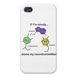If I'm Moody... iPhone 4 Case