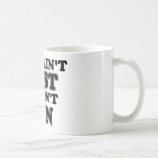 If It Ain't Fast, It Ain't Fun Mugs