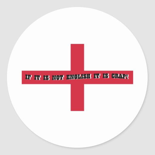 If it is not English... Stickers