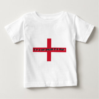 If it is not English... Tshirt