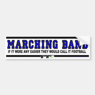 If It Were Easier They Would Call It Football Bumper Sticker