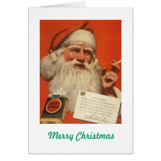 If It's Good For Santa Card