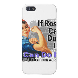 If Rosie Can Do It Stomach Cancer Warrior iPhone 5 Covers