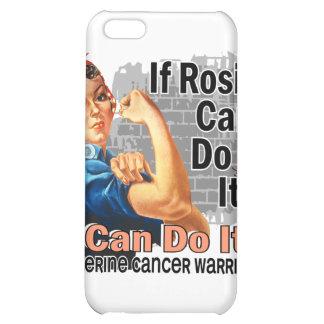 If Rosie Can Do It Uterine Cancer Warrior iPhone 5C Case