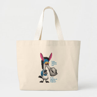 If the opposite of pro is con..... tote bag