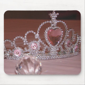 IF THE TIARA FITS MOUSE PAD