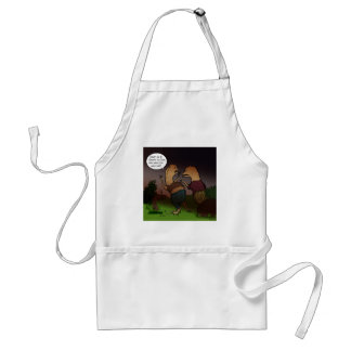 If there s no God Apron