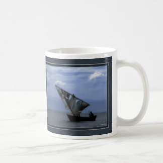 If theres a wind in these sails.... basic white mug