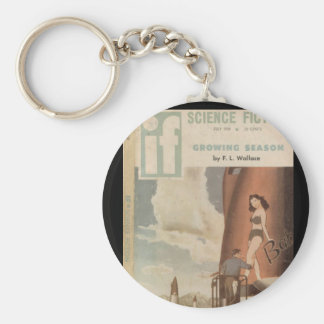 If v08 n06 (1959-07.Digest Productions)_Pulp Art Basic Round Button Key Ring