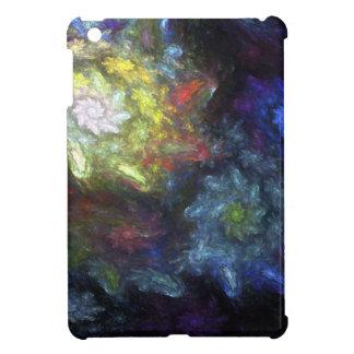 If Van Gogh Painted Fractals iPad Mini Cover