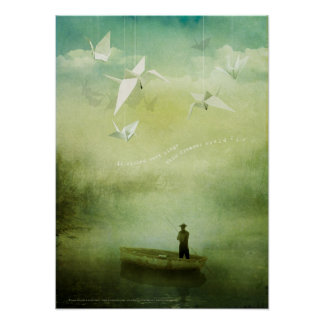 If Wishes Were Wings Print