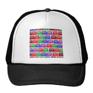 If you are Happy, Show it : Presentation Craft Trucker Hats