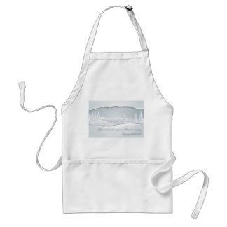 If you are not under my tree Apron