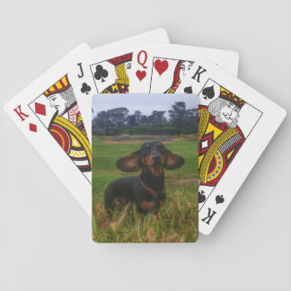 If You Build It They Will Come Playing Cards
