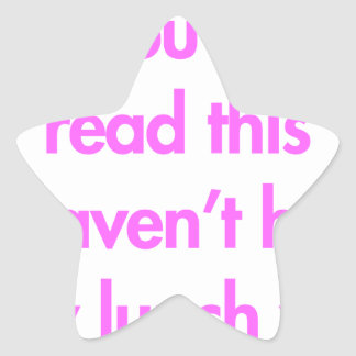 if-you-can-read-this-fut-pink.png star sticker
