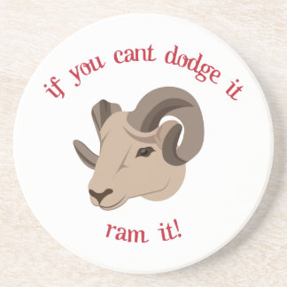 If You Cant Dodge It Ram It! Coaster