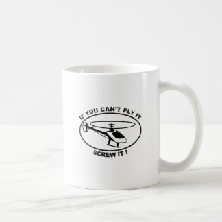 If you cant fly it coffee mugs