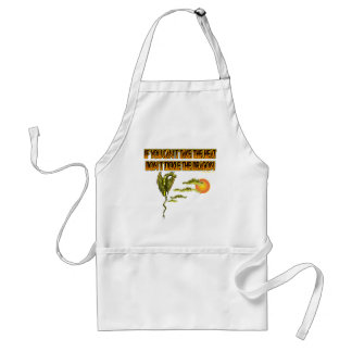 If You Can't Take The Heat Standard Apron