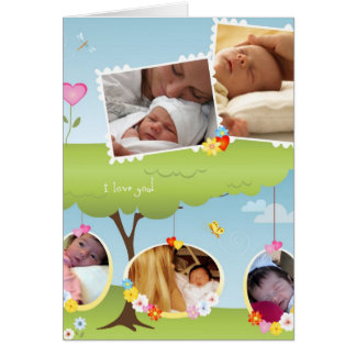If you choose to tell HIM (adoption card) Note Card