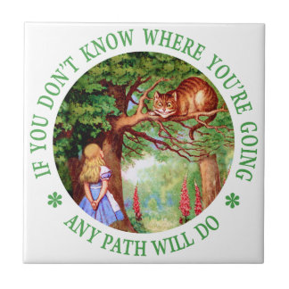 If You Don't Know Where You're Going Any Path Will Tile