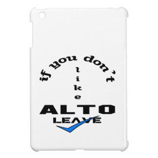 If you don't like Alto Leave iPad Mini Covers