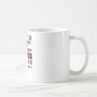 If You Don't Like English Civil War Reenactment Basic White Mug