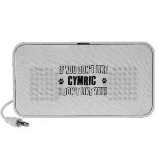 If you don't like my CYMRIC I don't like you iPhone Speaker
