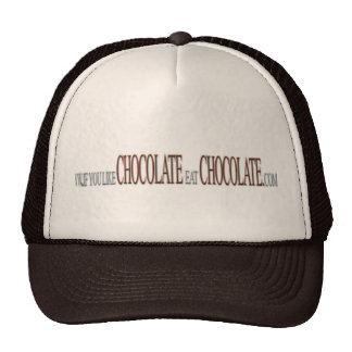 If You Like Chocolate Hat