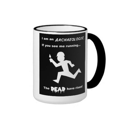 If you see me running mug