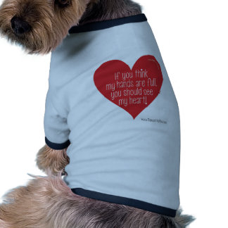 If You Think My Hands Are Full, You Should See... Doggie Tee