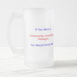 If You Were A CAM Mug