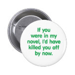 If you were in my novel pins