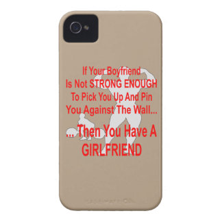 If Your Boyfriend Is Not Strong Enough You Have A iPhone 4 Cover