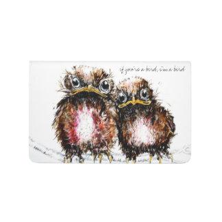 If you're a bird, i'm a bird journals