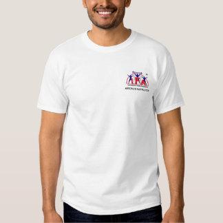 IFA Aerobics Instructor Front Logo Shirt