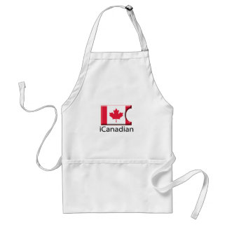 iFlag Canada Adult Apron