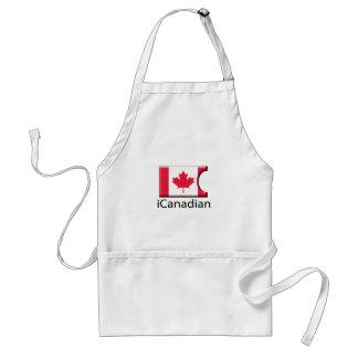 iFlag Canada Standard Apron