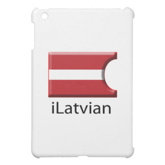 iFlag Latvia iPad Mini Cover