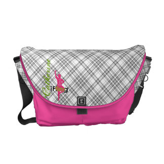 iFling Highland Dancer Courier Bags