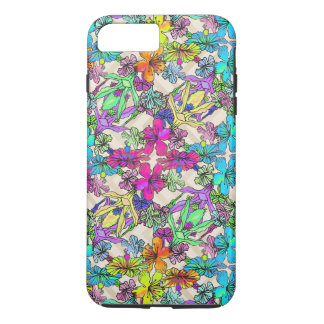 iFloral iPhone 8 Plus/7 Plus Case