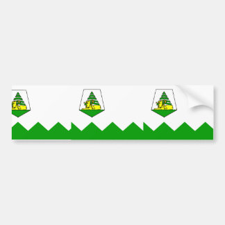 Ifrane, Morocco Bumper Sticker