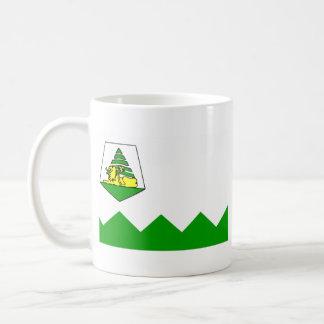 Ifrane, Morocco Basic White Mug