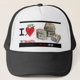 igetmoney,  Brooklyn , IN, Brookly Trucker Hat