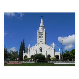 Iglesia de Aregua Postcard