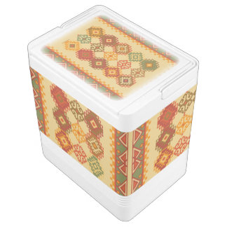 Igloo 24 Can Cooler Classic Kilim Igloo Cool Box
