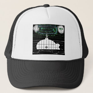 igloo northern lights trucker hat